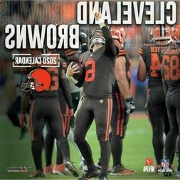 2020 Calendars Cleveland Browns Mini Wall Calendar - Full