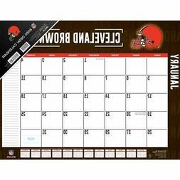 Turner Licensing, 2020 Cleveland Browns Desk Pad - 12 Month