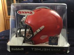 2020 Cleveland Browns Riddell Speed Mini Football Helmet - N