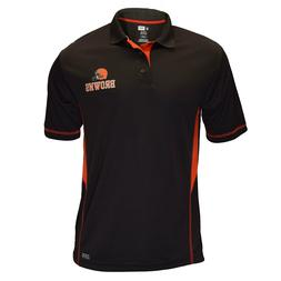 Authentic NFL Cleveland Browns TX3 Cool Polo Shirt Graphic T
