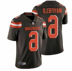 Baker Mayfield #6 Cleveland Browns Men's Jersey Mens XL Brow