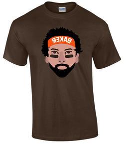 """Baker Mayfield Cleveland Browns """"FACE"""" T-Shirt"""