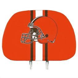 Cleveland Browns 2-Pack Color Print Auto Car Truck Headrest