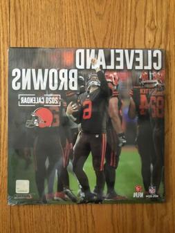 Cleveland Browns 2020 Turner Licensing Wall Calendar - FSC C
