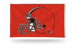 Cleveland Browns 3' x 5' Flag Banner All Pro Design USA SELL