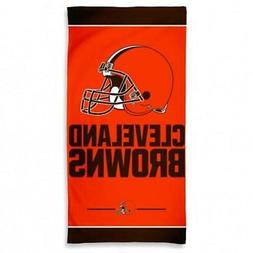 Cleveland Browns 30x60 Beach Towel  NFL Blanket Vacation Sum