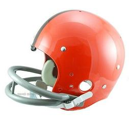 CLEVELAND BROWNS 62-74  TK THROWBACK FULL SIZE FOOTBALL HELM