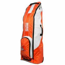 New Team Golf Cleveland Browns Golf Bag Travel Cover