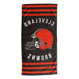 Cleveland Browns Beach Towel  OFFICIAL NFL