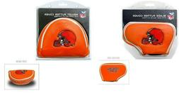 Cleveland Browns NFL Blade or Mallet Putter Golf Club Head C