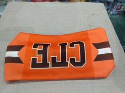 CLEVELAND BROWNS CLE TAPERED BAKER BAND HEADBAND DO-RAG STRE