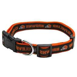 Pets First Cleveland Browns Collar For Dogs