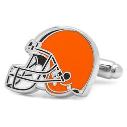 NFL Cleveland Browns Cufflinks, Officially Licensed