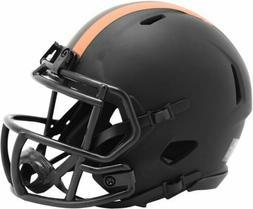 Cleveland Browns Eclipse Alternate Riddell Speed Mini Helmet
