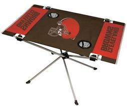 Cleveland Browns Endzone Tailgate Table  NFL Portable Chair