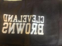 Cleveland Browns Fleece Throw Blanket By Northwest, NFL, Foo