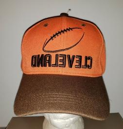 Cleveland Browns Football Baseball Cap Browns Backers! NEW*