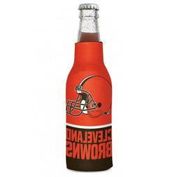 Cleveland Browns Football League Licensed Bottle Hugger Drin