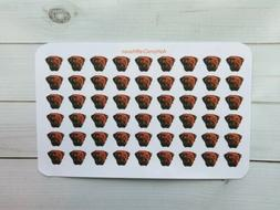 Cleveland Browns Football Planner Stickers- Perfect For Any