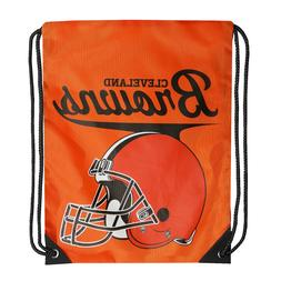 Cleveland Browns Football Team Licensed Team Spirit Backsack