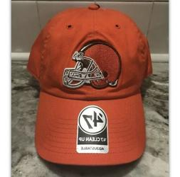 Cleveland Browns Forty Seven 47 Brand One Size Adjustable Ha