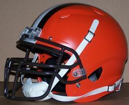 Cleveland Browns fullsize Schutt Vengeance football helmet