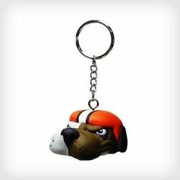 Cleveland Browns Key Chain Antenna Topper Foam 4 in 1 Pencil