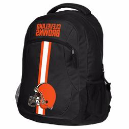 Cleveland Browns Logo Action BackPack School Bag New Back pa