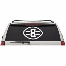 Cleveland Browns Logo Window Wall Glass Door Car Truck Vinyl