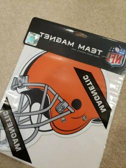 Cleveland Browns  Magnet  Officially Licensed Product Helmet