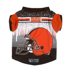 Cleveland Browns Extra Small Pet Performance T Shirt  Dog Pu