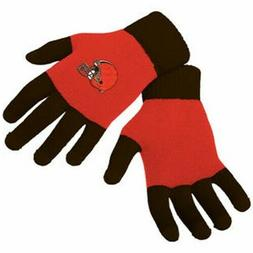 Cleveland Browns NFL Men's texting gloves - brand new