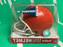Cleveland Browns Riddell Mini Football Helmet