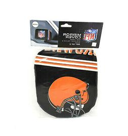 Cleveland Browns Mirror Cover Elastic Auto Side View Mirror