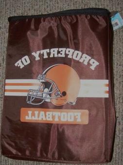 Cleveland Browns NFL Back Pack Bag Dawg Insulated Cooler Hol
