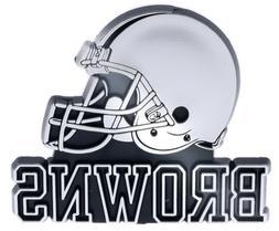 Cleveland Browns NFL Car Truck Automotive Grill Emblem Chrom