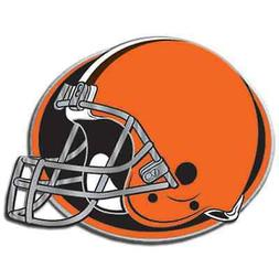 CLEVELAND BROWNS NFL Class III Pewter Trailer Hitch Cover