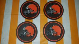 Cleveland Browns NFL Coasters  coasters New in Box