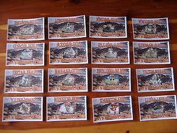 Cleveland Browns NFL Custom Index Card Hall of Fame Series 1