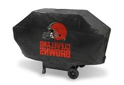 Cleveland Browns NFL DELUXE Heavy Duty BBQ Barbeque Grill Co