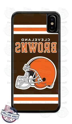 Cleveland Browns Football Logo Phone Case Cover For iPhone S