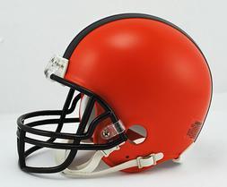 CLEVELAND BROWNS RIDDELL NFL FOOTBALL MINI HELMET *NEW IN RI