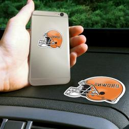 Cleveland Browns NFL Get a Grip Cell Phone Grip Never lose y