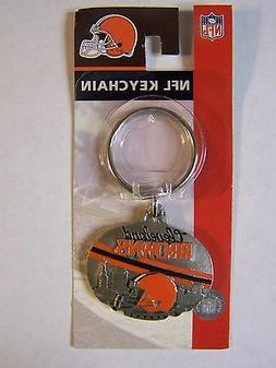 Cleveland Browns NFL key chain