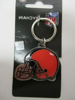 CLEVELAND BROWNS NFL KEY CHAINS