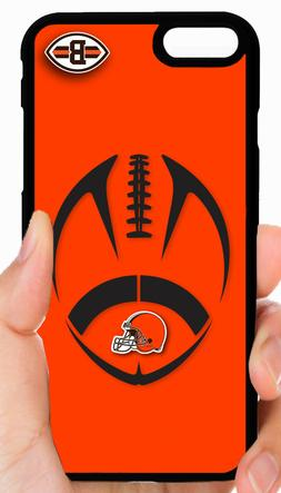 CLEVELAND BROWNS NFL PHONE CASE FOR iPHONE XS MAX XR X 8 7 6