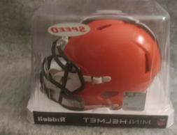 Cleveland Browns NFL Speed Replica Mini Football Helmet Ridd
