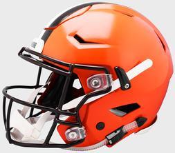 CLEVELAND BROWNS NFL Riddell SpeedFlex Football Helmet w/ FR