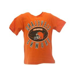 Cleveland Browns Official NFL Apparel Infant Baby Toddler Si