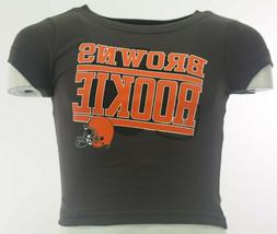Cleveland Browns Official NFL Apparel Infant Toddler Size T-